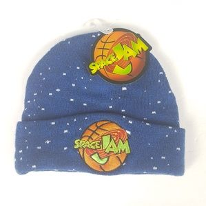 100% Authentic Space Jam Scully Cap/Winter Hat